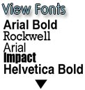View Fonts